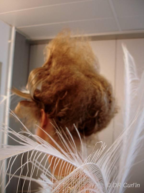 Coiffures et maquillages créés et réalisés par Didier du salon CURL'IN